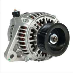 ALTERNATOR HONDA ACCORD ACURA CL L4 2.3L 98-02 MRF DENSO 12V 80A CCW S6