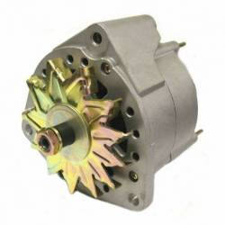 ALTERNATOR MAN MERCEDES BENZ RENAULT TRUCKS 83-11 MRF BOSCH 24V 80A CW