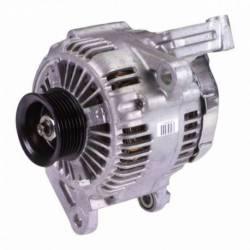 ALTERNATOR DODGE DAKOTA JEEP LIBERTY V6 3.7L V8 4.7L 01-06 MRF DENSO 12V 117A CW S6