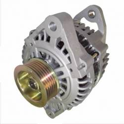 ALTERNATOR NISSAN ALTIMA L4 2.4L 98-01 MRF HITACHI 12V 100A CW S6