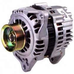 ALTERNATOR NISSAN PATHFINDER V6 3.3L 97-00 MRF HITACHI 12V 90A CW S6