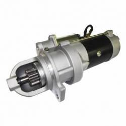 STARTER BOBCAT CLARK LOADER ISUSZU PERKINS ENGINE 4JB1PK 4-236 89-95 MRF DELCO 12V 2.9KW CW 10T 28MT