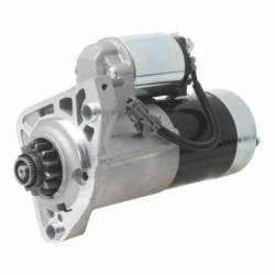 STARTER NISSAN PATHFINDER V6 4.0L 05-16 MRF MITSUBISHI 12V 1.8KW CW 13T