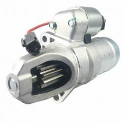 STARTER NISSAN MAXIMA INFINITI I30 V6 3.0L 96-00 MRF HITACHI 12V 1.4KW CCW 8T