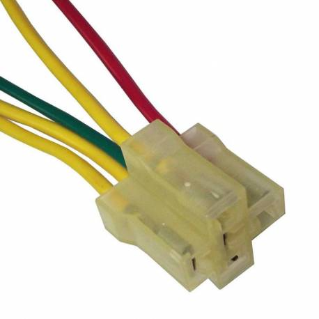 CONNECTOR RELAY 4-5 PIN UNIV TRANSPARENT IMPORTED 5W