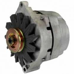 ALTERNATOR JOHN DEERE CUMMINS ENGINES MASSEY FERGUSON NEW HOLLAND AGCO 80-07 MRF DELCO 12V 105A CW SV1