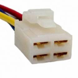 CONNECTOR UNIV W-RETEN SEE MD0708 F 4W