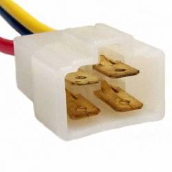 CONNECTOR UNIV W-RETEN SEE MD0708 M 4W