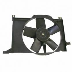 FAN COOLING ASSY GM CORSA 1.4L 1.6L 5 BLADE W-AIR ALL