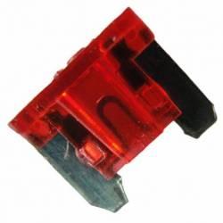 FUSE MINI MODERN 10A APS ATT B-PERFIL RED