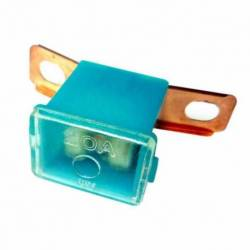 FUSE PAL-BENT 20A FLB-S P-DOUBLEE 48mm BLUE M