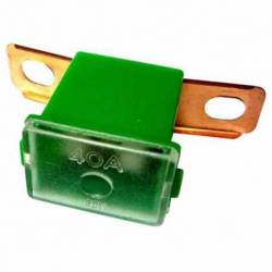 FUSE PAL-BENT 40A FLB-S P-DOUBLEE 48mm GREEN M