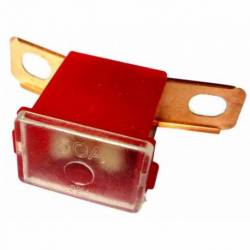 FUSE PAL-BENT 50A FLB-S P-DOUBLEE 48mm RED M