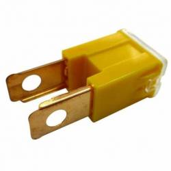 FUSE PAL-BENT 60A -FLM- P-STRAIGHT JAPANESE TOYOTA YELLOW M