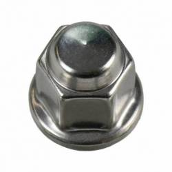 NUT STR SOLD-BRUSH TYPE HEXAGONAL TOP LOCK