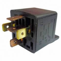RELAY 5P UNIVERSAL D-ACTION T-BOSC W-BASE HARFON 12V 20-30A