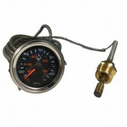 GAUGE TEMPERATURE MECHANICAL 40-120ºC 144 IN 52mm