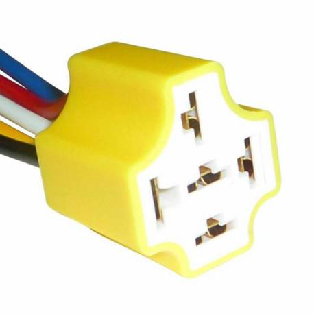 CONNECTOR RELAY 4-5 PIN UNIVERSAL RESIST 300º 5W