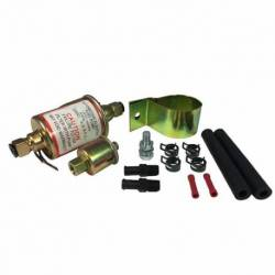 FUEL PUMP UNIVERSAL T/EXT 5-9PSI 12V W/INSTALLATION KIT