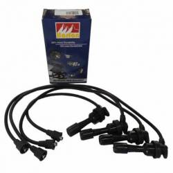 SPARK PLUG WIRE SET 1.6-1.8-2.0L ELANT 95~ MITSU MX MF 91-94