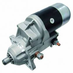 STARTER INTERNATIONAL TURUCKS BLUEBIRD CUMMINS M127 5.9L 73-97 MRF LUCAS 12V 2.7KW CW 13T