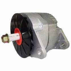 ALTERNATOR WESTERN HEAVY DUTY AUTOCAR ENGINE CUMMINS 73-84 MRF DELCO 12V 80A BI 27SI