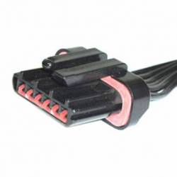 CONNECTOR MOD IGN FORD BRONCO DY425 BLACK 6W