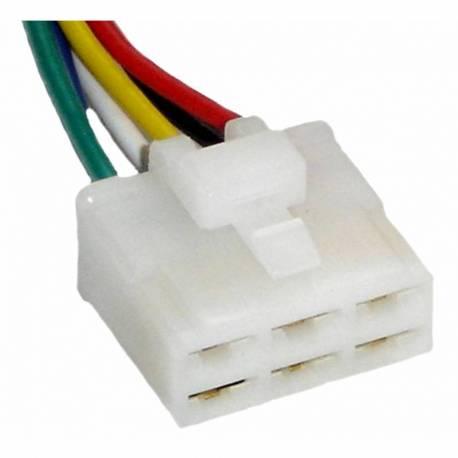 CONNECTOR UNIV W-RETAIN SEE 8788 F 6W