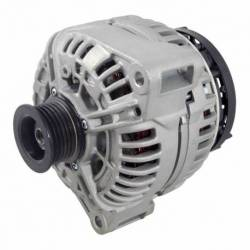 ALTERNATOR MERCEDES BENZ CLASE C 240 32 320 55 CLK500 55 SLK55 ML500 V6 2.6L 3.2L V8 5.0L 5.5L 03-07 MRF BOSCH 12V 150A CW S6
