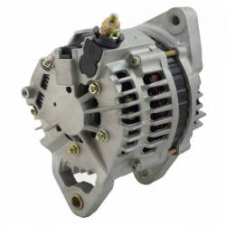 ALTERNATOR NISSAN ALTIMA L4 2.4L 93-94 MRF HITACHI 12V 80A CW S6