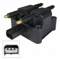 IGNITION COIL DODGE CHRYSLER NEON 2.0L 3PIN 98- HARFON