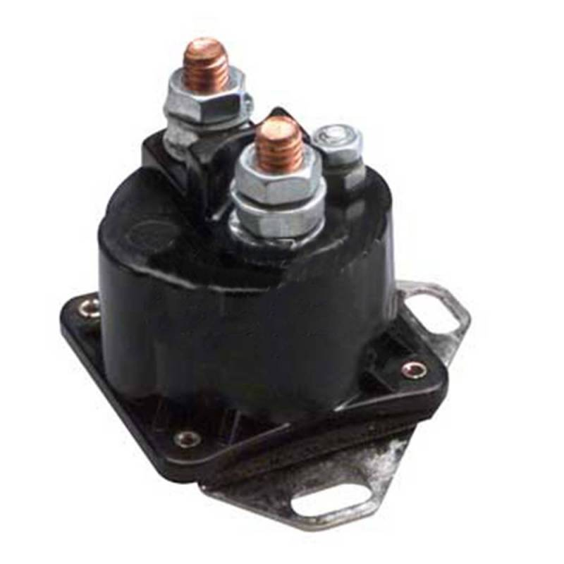 SOLENOID FORD 12V 3T PRESTOLITE VARIOUS-STRS AUXILIARY FLAT
