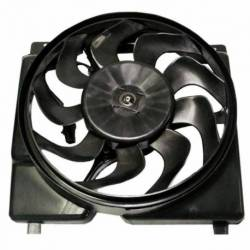 FAN COOLING CHRYSLER CHEROKEE 97-01 HELICAL BLADE
