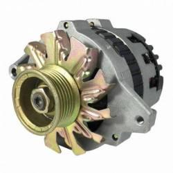 ALTERNATOR CHEVROLET BLAZER SUBURBAN V8 5.7L 89-93 MRF DELCO 12V 105A CW S5