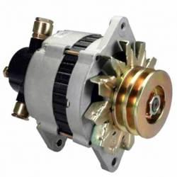 ALTERNATOR GMC ISUZU TRUCKS ENGINE 4BD1 6BD1 90-98 MRF HITACHI 12V 70A CW V2