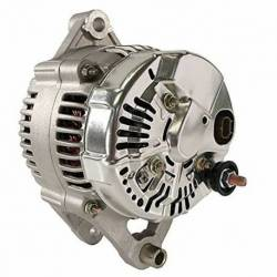 ALTERNATOR DODGE DAKOTA RAM 1500 2500 3500 4000 V6 3.9L V8 5.2L 5.9L V10 8.0L 01-03 MRF DENSO 12V 117A CW S7