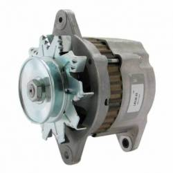 ALTERNATOR ISUZU ENGINE 2K 3K GEHL SKID 3KC1 3KCR182-97 MRF HITACHI 12V 20A CW V1