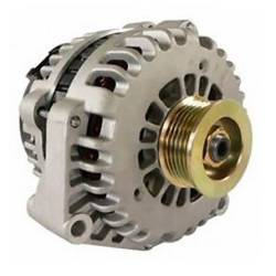 ALTERNATOR CHEVROLET SERIES C K 1500-2500-3500 GMC SAVANA V8 6.5L 96-00 MRF DELCO 12V 100A CW S6