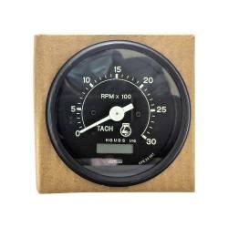 PRG ELEC TACH W-LCD 85mm 0-3000 RPM 12-24V ALT DRIVE