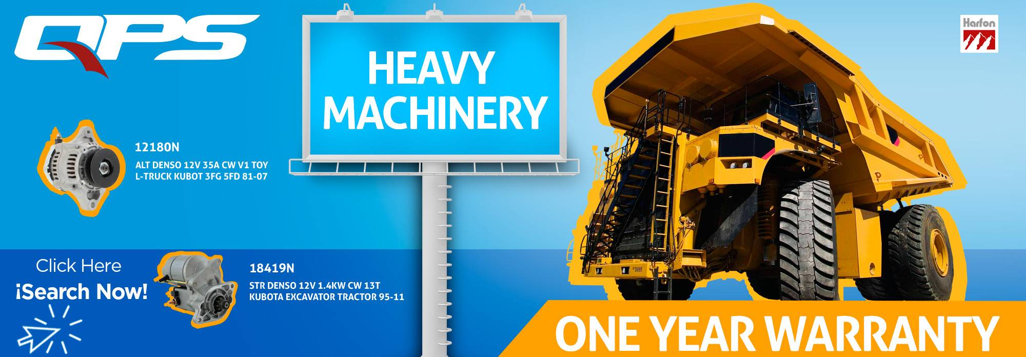 Heavy Duty Offers